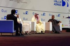 Saudi's Falih says need for 1 million bpd cut in oil output