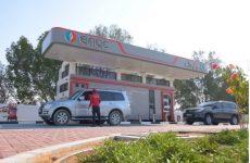 Dubai's ENOC opens portable fuel station