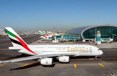 Dubai's Emirates says will resume services 'as soon as conditions allow'