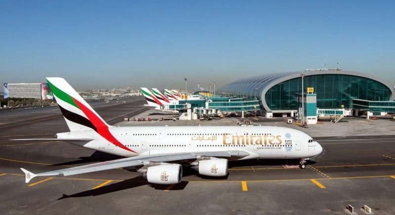 American woman on Emirates flight dies after landing in