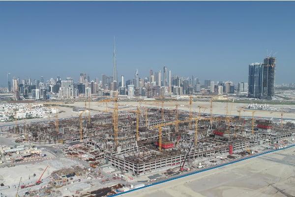 Dubai's Meydan One mega mall development on track for 2020
