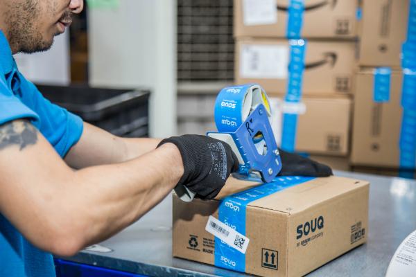 Amazon-owned Souq com opens new Dubai fulfilment centre