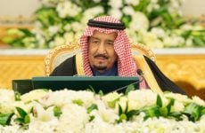 Saudi cabinet approves space agency, new entities for military industries and trade