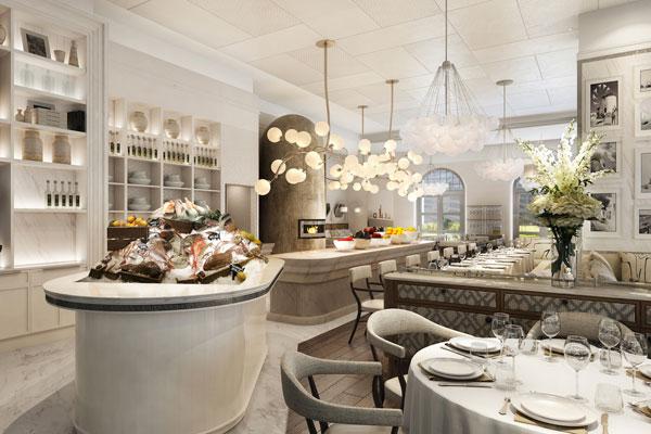 Gaia restaurant dubai