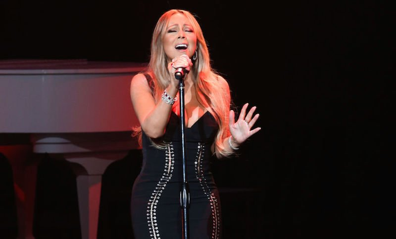 Mariah Carey New Years 2020.Video Mariah Carey To Perform Free Dubai Concert To Mark