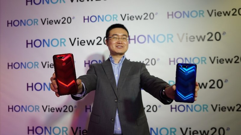 Video Honor View 20 Launches In The Uae Price Revealed Gulf Business
