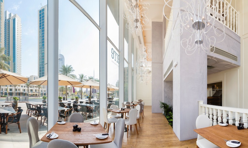 Dubai F B Firm Restaurant Secrets To Lease Five Properties From