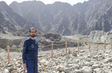 Sheikh Mohammed reviews new projects in Hatta