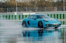 Porsche Leipzig Track Experience