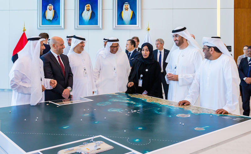 Abu Dhabi's ADNOC awards Dhs5bn contract in Ghasha