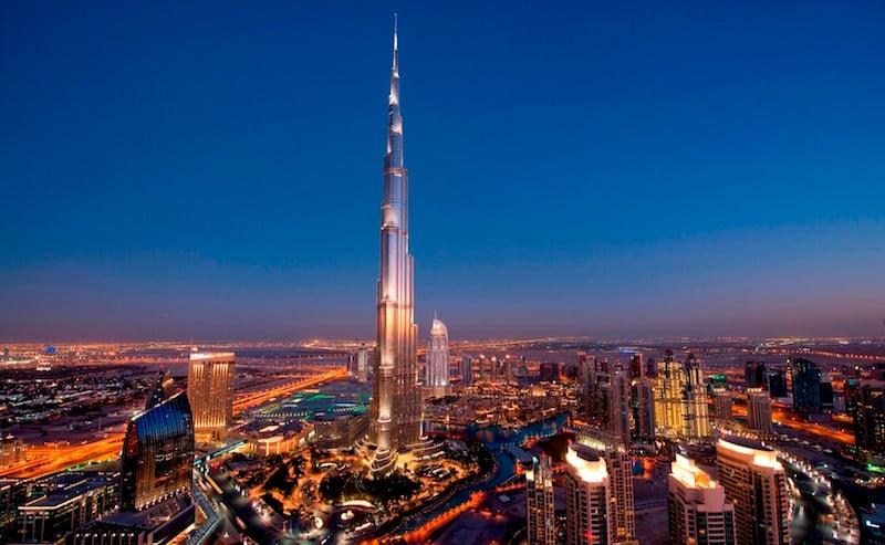 Burj Khalifa[2] dubai