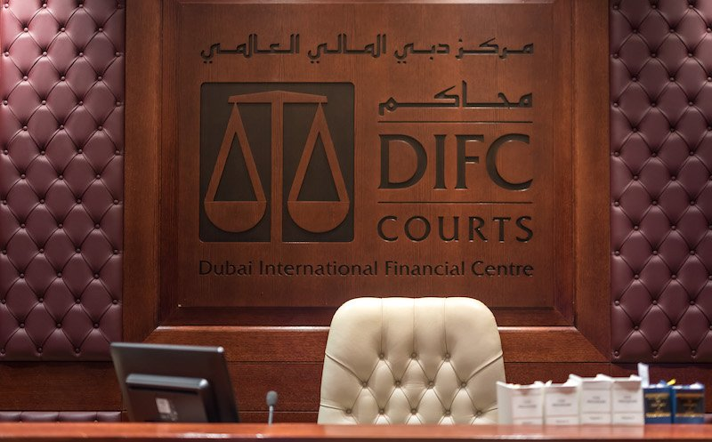 Dubai's DIFC Courts sees value of claims rise sharply in