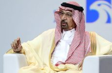 Saudi energy minister hopes oil market will balance by April