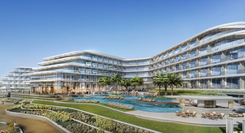 New Five Star 348 Room Ja Hotel On Track To Open In Dubai This September Gulf Business