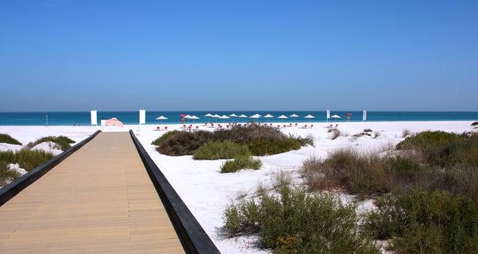 Abu Dhabi beachfront marathon postponed due to bad weather