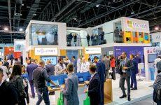 Microsoft had a big presence at GITEX Technology Week last year