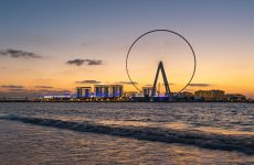 World's tallest observation wheel, Ain Dubai, to be completed next year