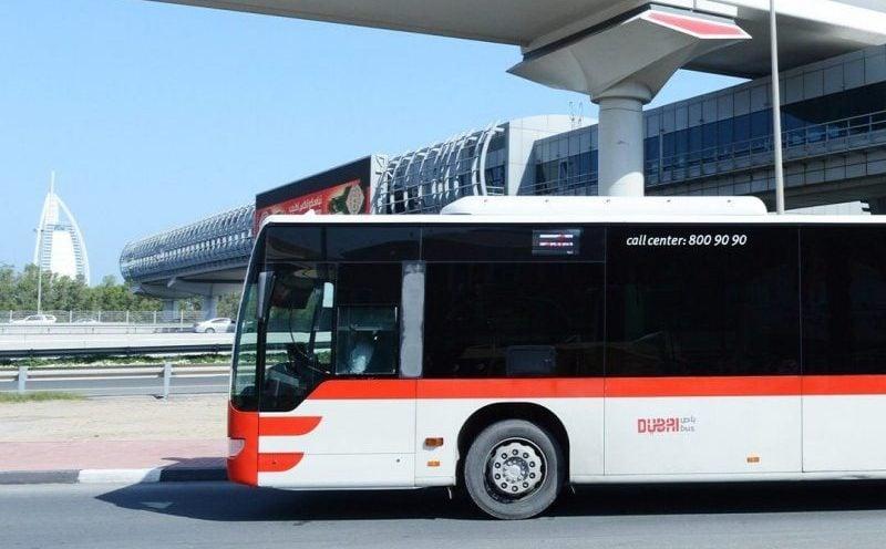 Dubai's RTA to launch nine new bus routes, cancel three