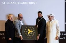 Dubai's Emaar partners with Elie Saab for new beachfront property