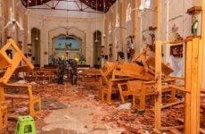 Two Saudia crew members missing after Sri Lanka attacks