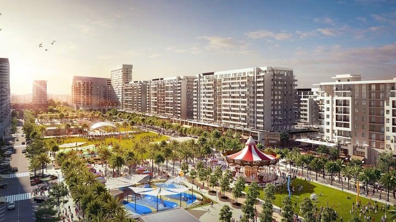 Dubai developer Nshama to hand over 5,000 new units in Town