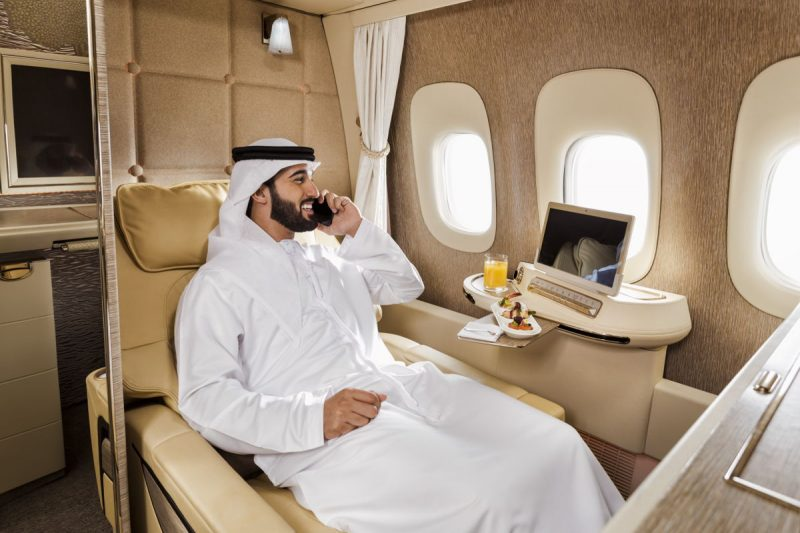 Emirates To Deploy Its New B777 With First Class Private Suites To Riyadh Kuwait Gulf Business