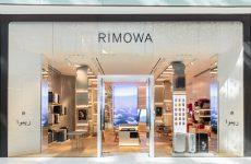 Inside luxury travel brand Rimowa's first store in Dubai