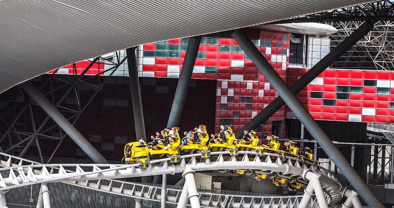 Ferrari World Abu Dhabi To Offer Free Weekend Entry During Ramadan