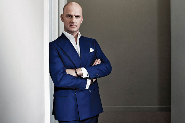 3d2088a6bdd6 Santoni's CEO on family businesses, next-gen craftsmen and his plans ...