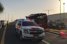 Dubai bus crash: Death toll rises to 17, Omani bus operator suspends service