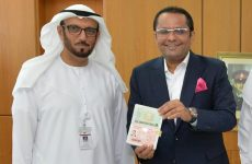 Two more Indian businessmen get 10-year residency visas in the UAE
