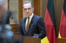 German minister lands in Iran in bid to save nuclear pact