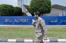 Houthi drone attack on Saudi Arabia's Abha Airport leaves nine injured