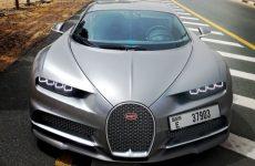 Test drive: Bugatti Chiron Sport