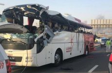 Dubai bus crash: Driver jailed for 7 years, ordered to pay Dhs3.4m in blood money