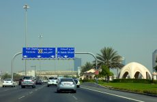 Abu Dhabi confirms that four road toll gates will be operational from October