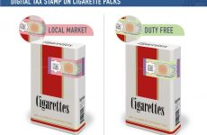 Selling cigarettes without digital tax stamps in the UAE prohibited from August 1