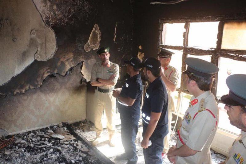 Baby dies in Dubai villa fire - Gulf Business