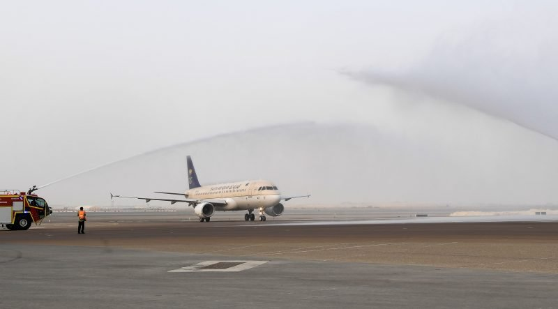 Saudia begins operating daily flights from new Jeddah airport to Abu