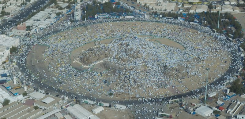 Video: Nearly 2 5 million Muslims perform Hajj in Saudi - Gulf Business