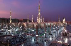 Temperatures in Saudi during Hajj expected to reach 50 degrees