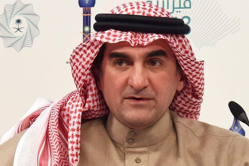 Yasir al-Rumayyan Appointed Aramco Chairman