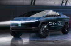 Dubai's Azizi Developments orders Tesla's Cybertrucks for customer site visits