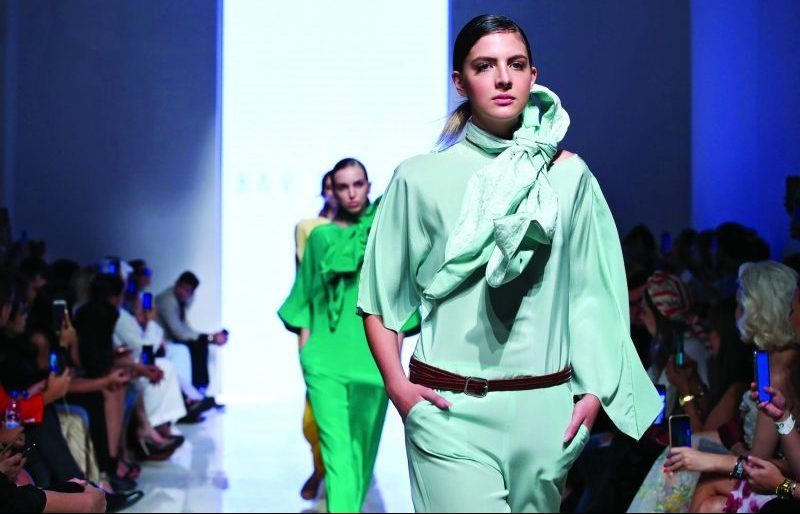 Dubai Will Be The Fifth Fashion Week In The World Gulf Business