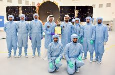 Dubai's Ruler witnesses completion of UAE's Hope Probe, set to launch to Mars this year