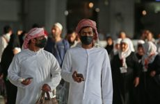 Saudi orders all private sector staff to work from home, suspends prayers at mosques