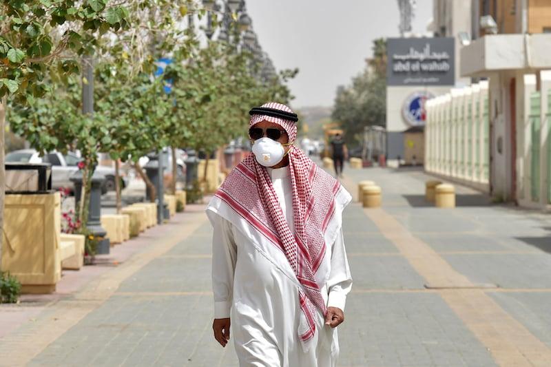 saudi arabia coronavirus