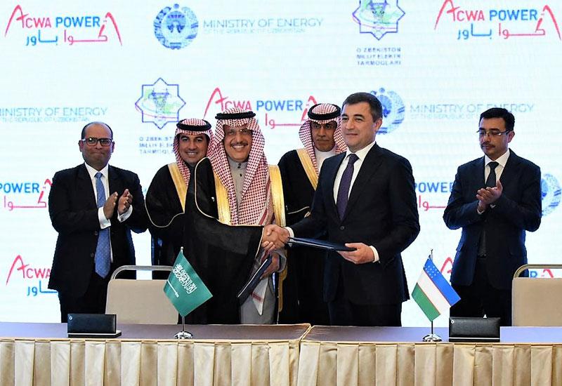 acwa power uzbekistan