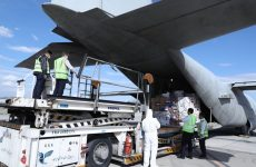 UAE sends aid to Iran to help it combat Covid-19