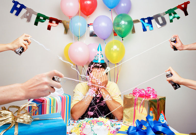home birthday parties